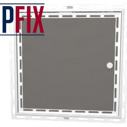 FlipFix Plasterboard Door Access Panel Beaded Frame