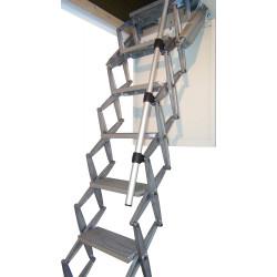 ZIP Retractable Ladder - Up to 3390mm