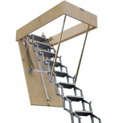 ZIP 8 Retractable Ladder - Up to 4600mm