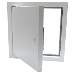 Fire Rated Metal Door Access Panel with  Picture Frame