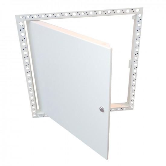 Budget Metal Door and Beaded Frame