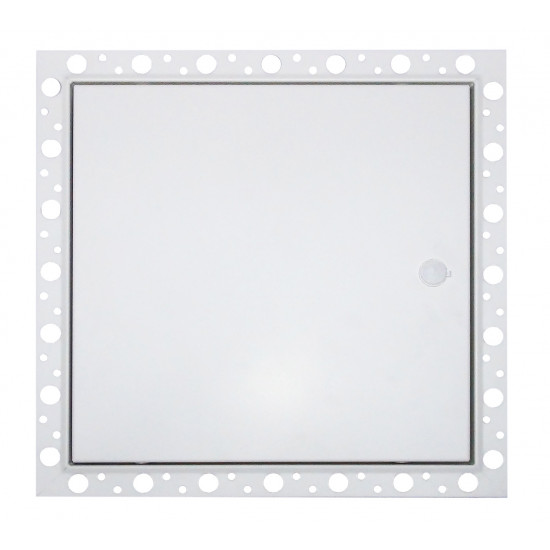 Metal Door Access Panel with Beaded Frame