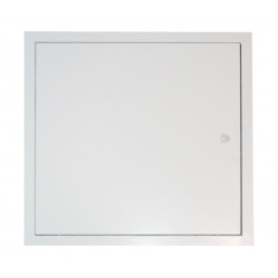 Metal Door Access Panel with Picture Frame