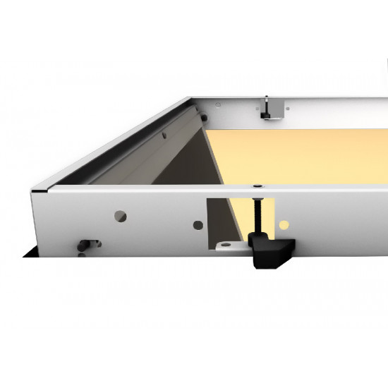 FlipFix Metal Door Beaded Frame Access Panel - 2hr Fire Rated