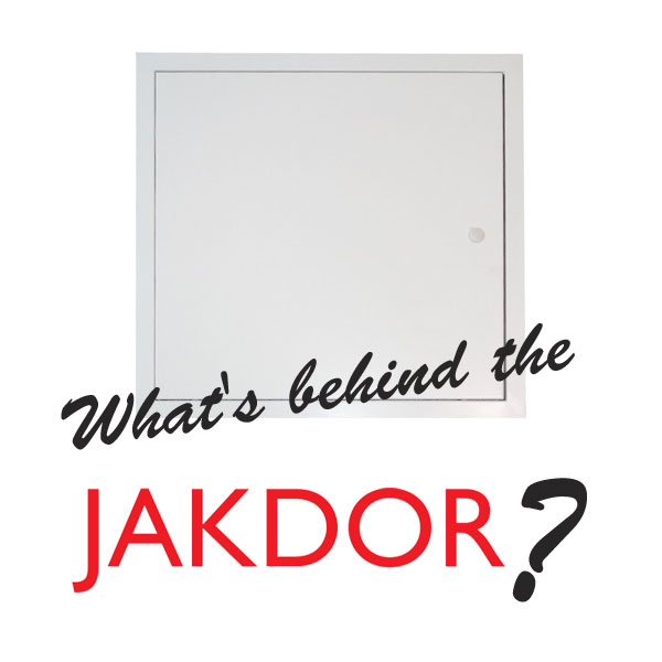 What's behind the Jakdor?